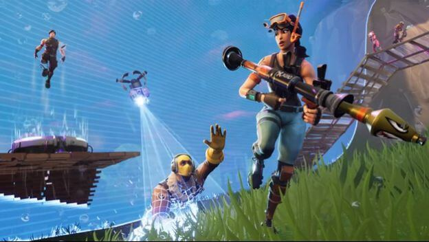 Fortnite – Unofficial Fortnite page